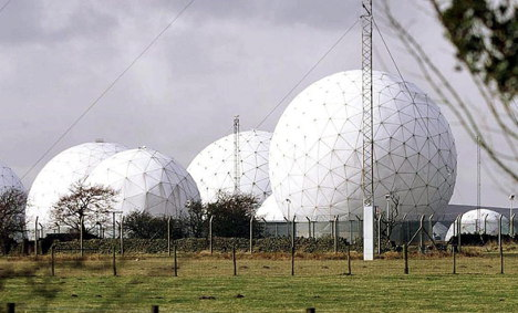 Deutsche Telekom 'weak link' for UK spies