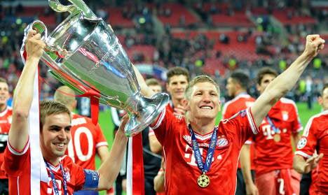 Champions League draw challenges Germans