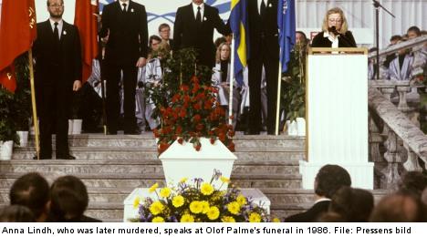 Sweden labelled 'high risk' before Obama visit