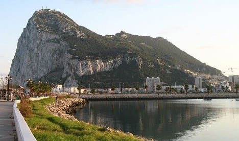 Gibraltar governor slams Spanish police reef dive