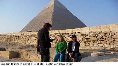 Sweden mulls renewed Egypt travel warning