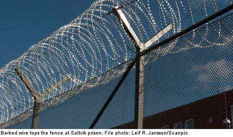 'Offensive not to punish prison breaks'