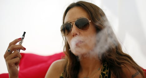 Report: e-cigarettes are 'potentially carcinogenic'
