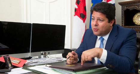 Gibraltar 'happy' Spain plans to take row to court