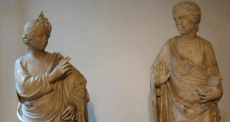 'Fingerless' statue culprit was a US surgeon