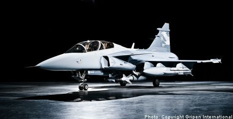 Czechs and Swiss boost hope for Swedish Gripen