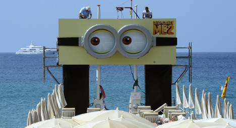 French animators a box office hit in Hollywood