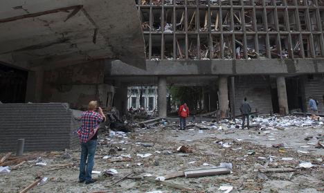 Picasso murals split Breivik bombing debate