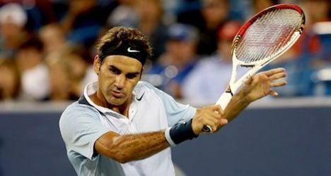 Federer on the comeback trail at Cincinnati Masters