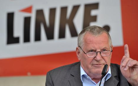 Bisky dies: East German defender in tough times