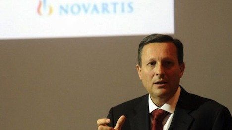 Ex-Novartis chief defends planned payout