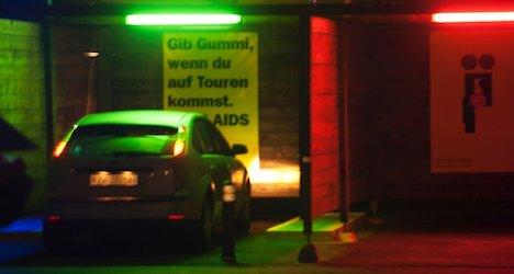 Zurich unveils 'sex boxes' for prostitutes