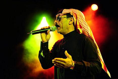 Syrian music star granted Swedish visa