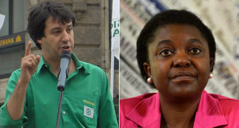 MEP tells Kyenge to 'go be a minister in Egypt'