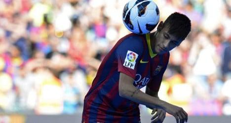 Spain's top duo make La Liga two-horse race