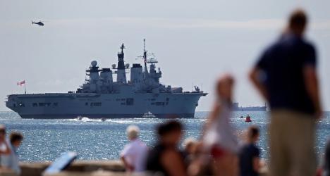 Spain mulls taking Gibraltar issue to UN