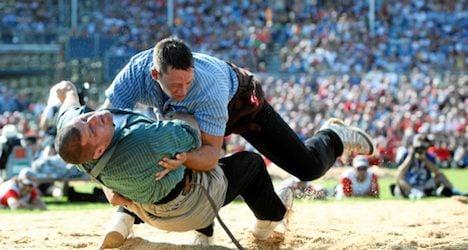 Emmental town braces for wrestling onslaught