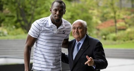 Usain Bolt heads list of track stars in Zurich