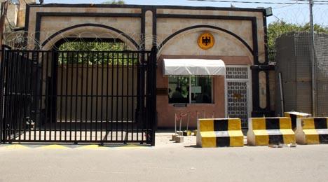 Germany shuts Yemen embassy over security