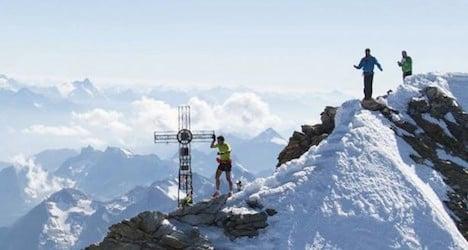 Spanish runner smashes Matterhorn climb record