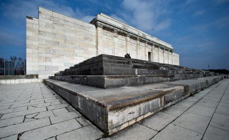 Nuremberg 'must fix up Hitler's parade grounds'