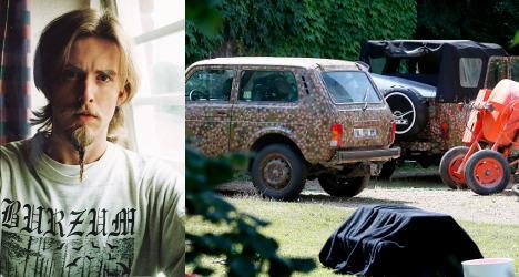 Norwegian neo-Nazi set to sue France