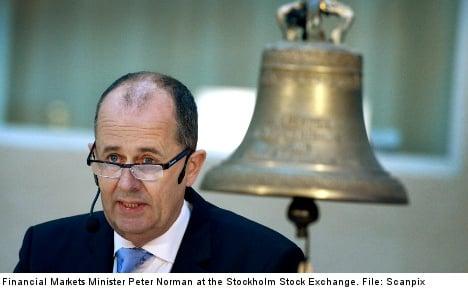 Sweden probes 'doubled' insider trading cases
