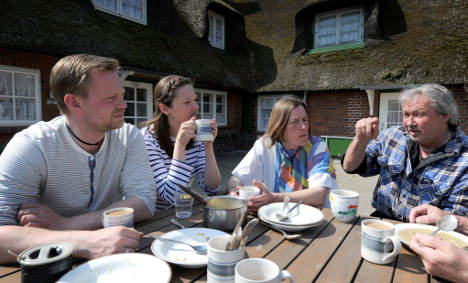 Long lunches are 'bad for afternoon concentration'