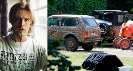 Vikernes mulls Norway nationalist party