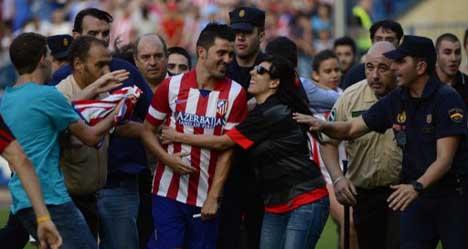 'Barça's ex Villa key for Super Cup win': Atletico