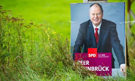 Social Democrats trail in polls despite anniversary
