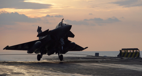 Majority of French oppose Syria intervention