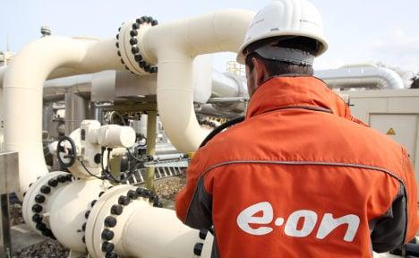 Energy giant E.ON: profit dip due to politics