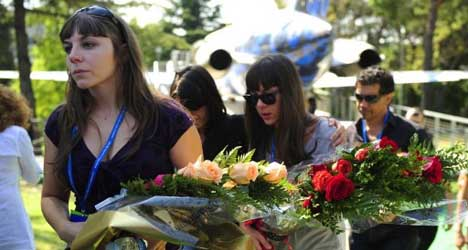 Madrid air crash families hunt down 'real culprits'