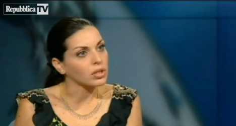 'I'm proud of my name' – daughter of mafia killer