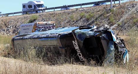 Ten die in tragic weekend on French roads