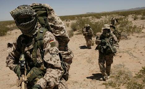 Attack in Afghanistan leaves troops injured