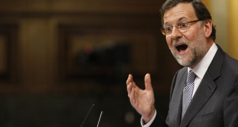 'I was wrong to trust Bárcenas': Spanish PM