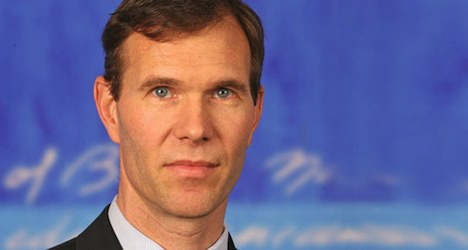 Zurich Insurance CFO found dead at home