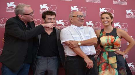 Venice stars defend Lindsay Lohan erotic film