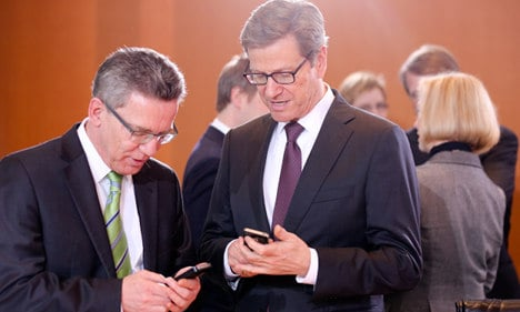 Spying fears prompt talk of cabinet phone ban