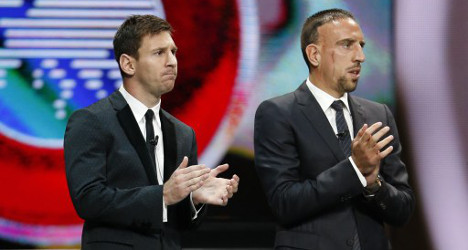 Champions League draw kind to Spanish sides