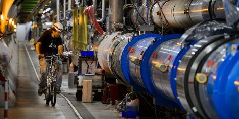 CERN upgrades to break new barriers