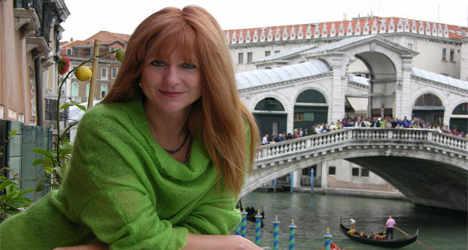 'Venice is like a school of life'