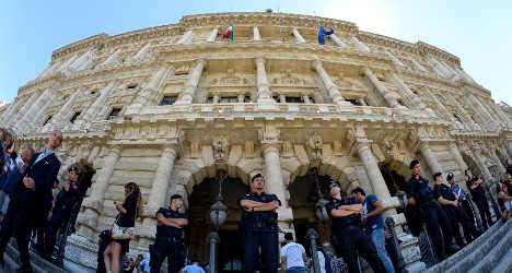 Verdict looms in Berlusconi tax fraud trial