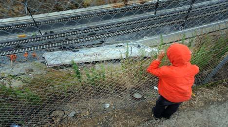 Spain improves rail signs after deadly crash