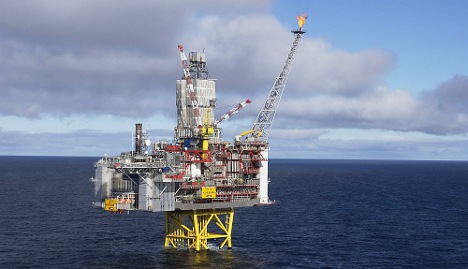 Norway's Statoil sells off $2.6bn North Sea stake