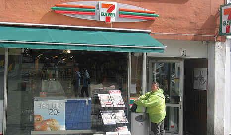 Oslo armed robbers strike again