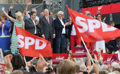Social Democrats flounder in latest poll