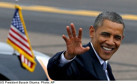 President Obama to visit Sweden in September